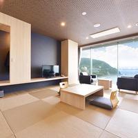 【本 館】【禁煙】和室 12畳/シャワー/最上階 海眺望