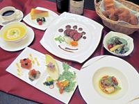 【1日5組限定!洋風料理・2食付】洋風料理をお手軽に♪