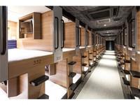 【新春フェア】ポイント10倍 好立地のキャビンホテル★お手軽朝食&機能的なキャビンで快適な宿泊を