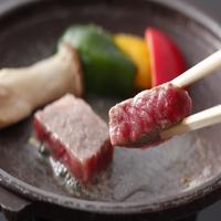 【冬】和牛ステーキ付きカニ料理5品付きお手軽会席プラン