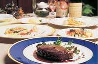 【地中海風健康食!】会津の新鮮食材にこだわった福島牛ヒレステーキコースご夫婦カップル愛犬プラン!