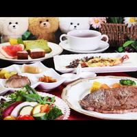 一番人気が【20%off!】福島牛サーロインステーキコース!冬季特別プラン♪