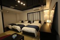 スーペリア和室 トリプルベッド