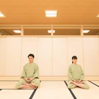 【金曜限定!】最高の贅沢 坐禅体験プラン 《朝食付》