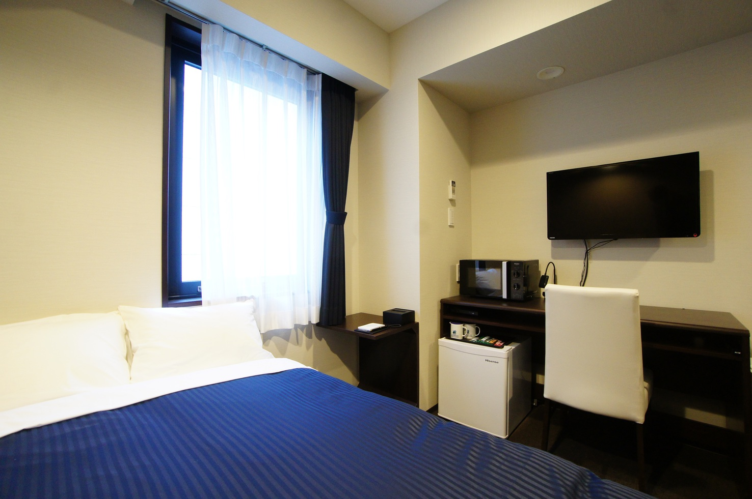 Japan Hotel What Is A Semi Double Room