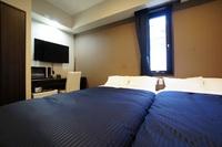 【6月先行販売♪】シングル1室1名¥3200、ツイン1室1名¥4500プラン♪【素泊り】