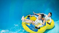 【さき楽60】プール&アクティビティで夏休みを満喫!【屋外プールデイ券&プレイカード】(2食付き)