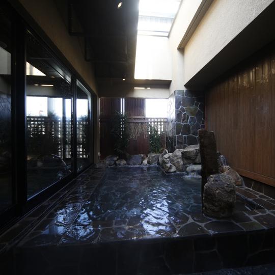楽パック限定★【素泊り】癒しのシンプルステイプラン♪男女別超軟水大浴場完備