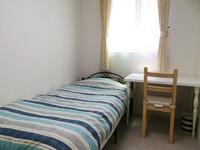 一人旅でも安心!完全個室シングルルーム