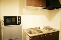 ☆2017年3月オープン!【祇園で宿泊】スタンダードツイン♪Wifi無料♪キッチン、冷蔵庫完備♪