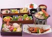 【特別直前割プラン】海の幸を贅沢に!海鮮コース