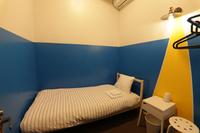 【朝食付き】個室・シングルルーム
