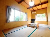 ペンション和室9畳(シャワー・トイレ共同)