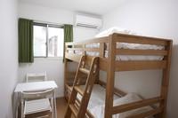 二段ベッド プライベート個室