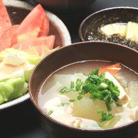 【1泊朝食付プラン】朝からしっかり!沖縄郷土料理を味わう♪