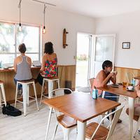 <カフェ朝食付>リゾート気分を高める♪ドライブがてら海の見えるカフェへGO!宿泊翌日の朝食付プラン