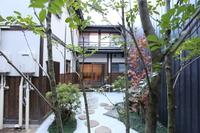 京町家 一棟貸切り  高瀬川のほとり 約100平米の広々とした京町家一棟貸し  素泊まり・禁煙