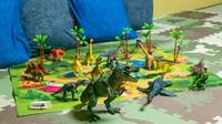 【新誕生<恐竜ルーム>お泊り体験×恐竜博物館チケット】お子様歓迎〇遊んで泊まる恐竜ルームで思い出作り