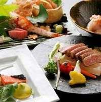 【夕食チョイス連泊プラン】ご夕食は本館・倶楽部・厨翠山よりお好みで〜第一寶亭留のお料理を様々に