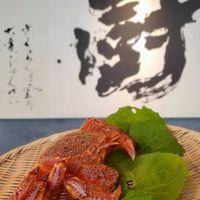 【5月スタンダードプラン/旬食材「毛蟹」】和洋にとらわれないコースディナーを出来立てのおいしさで