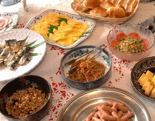 【早割7】お得な早割朝食付プラン♪ 1日の始まりは美味しい朝食から