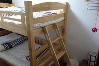 ツインルーム 2段ベッド (202)