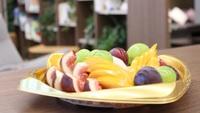 ★いつも頑張っているあなたへ!!★自分への贅沢なフルーツ盛り合わせ付きプラン♪