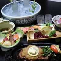 地酒飲み比べ♪地酒2種類付き!会津手打ちそばと郷土料理を味わう2食付プラン