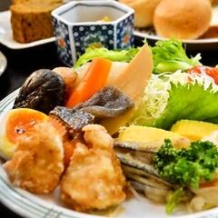 常時20種類以上の朝食バイキング付プラン♪「鶏飯(けいはん)」毎日提供決定☆