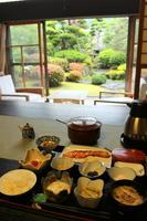【庭園を眺めながら朝食付きプラン】