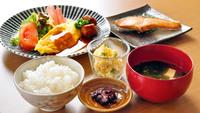 一番人気!日替わり和定食・スタンダード【朝食付プラン】