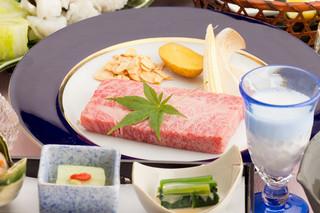 【1泊2食】有馬でステーキ&温泉だ!スタッフお薦め★神戸牛ステーキコースプラン★