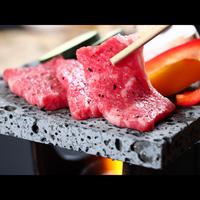 【グレードアップ】信州グルメを堪能◆信州牛を熔岩焼きで贅沢に味わう♪