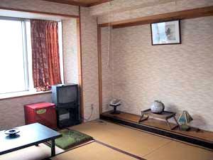 【ホテル三友荘 気軽な素泊まりプラン】和室10畳