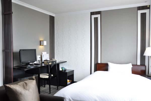 長野県松本市のホテル・宿泊施設 ニューホテル若葉 INN HOTEL シングルルーム