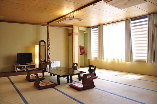 長野県松本市のホテル・宿泊施設 ニューホテル若葉 INN HOTEL 和室