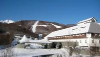【ゲレンデ直結】【スキー】こだわりの和食と全国5%の温泉を源泉かけ流しで楽しむ旅■和食会席