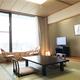 富士山側の『和室』(10畳/バス・トイレ付)