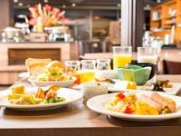 【楽天スーパーDEAL】30%ポイントバック!新鮮な食材にこだわったブッフェ形式の朝食付き