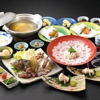 11月〜3月が旬!超高級魚「アラ」料理を堪能!秋冬グルメ・アラ会席プラン♪