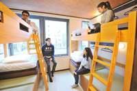 【通常宿泊プラン】下町両国の足湯付き和風ホステル!