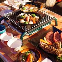 【オープン記念】本格グランピング施設が伊豆に誕生!豪華BBQディナーと源泉掛流の絶景貸切露天