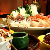 【鍋−梅−★寄せ鍋】湯之元温泉が贈る「オリジナル寄せ鍋」を召し上がれ♪