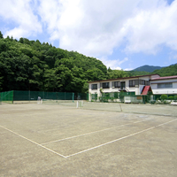 【テニス無料】グループ利用に嬉しい♪テニスコート半日無料♪