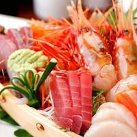 【4月から7月限定プラン】 高級魚「のどぐろ」&「みくに舟盛り」贅沢プラン!