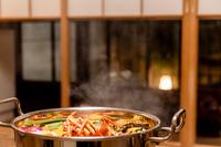 【直前割・1泊2食付】ブイヤベース鍋の夕食・仕出し朝食付 ペットと泊まれる京町家(禁煙/無料駐車場)