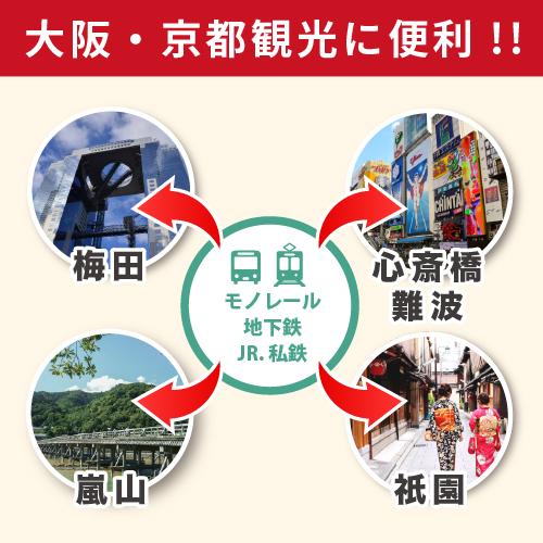 大阪守口プラザホテル 大日駅前 image