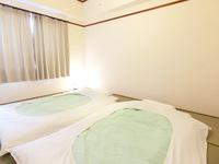 【連泊】【添い寝無料】お部屋は広々60平米 2寝室・キッチン・リビング