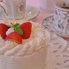 【誕生日プラン】【記念日にも♪】★ミニデコレーションケーキ付き★ハッピーアニバーサリープラン♪