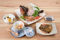 1泊2食シンプルプラン 季節の和食・海の幸